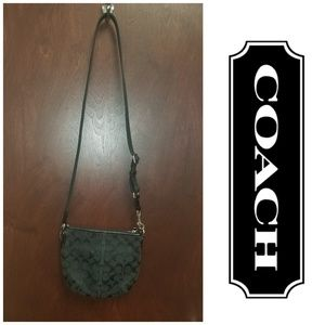 Final Drop: Coach Crossbody Purse